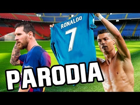 Canción Barcelona – Real Madrid 1-3 (Parodia Gyal You A Party Animal – Daddy Yankee, Charly Black)