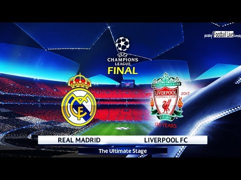 PES 2018   Final UEFA Champions League   Real Madrid vs Liverpool   Gameplay PC