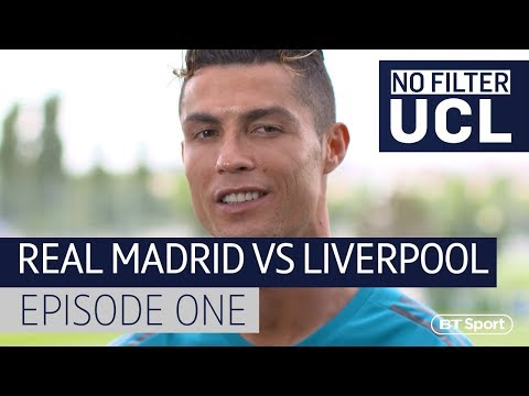 Real Madrid vs Liverpool: Ronaldo, Salah & Klopp talk the Champions League final – No Filter UCL
