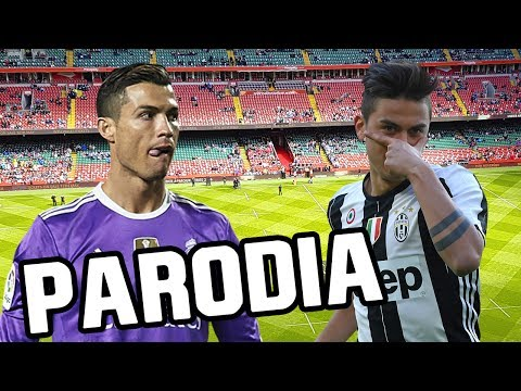 Canción Real Madrid vs Juventus 4-1 (Parodia CNCO, Yandel – Hey DJ)
