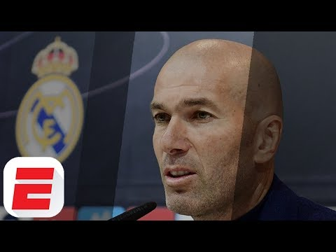 Zinedine Zidane Explains Decision To Leave Real Madrid