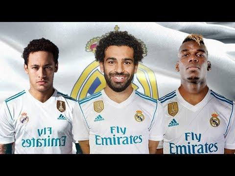 Real Madrid Top 10 Transfer Targets Summer 2018