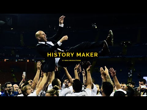 Zinedine Zidane – The History Maker || MOVIE 2016 || HD
