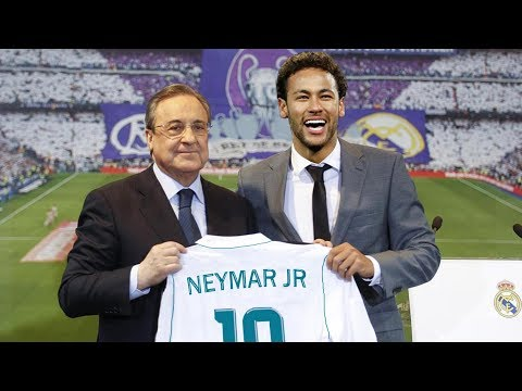 Neymar Welcome To Real Madrid? Confirmed & Rumours Summer Transfers 2018 ft. Ronaldo, Neyma |HD