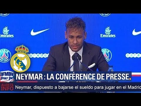NEYMAR WANTS TO LEAVE PSG AND GO REAL MADRID l FOOTBALL NEWS