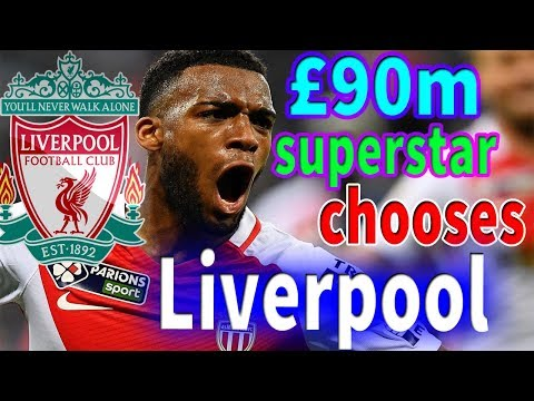 £90m superstar chooses Liverpool over Arsenal before Friday's clash ● News Now transfer ● #LFC
