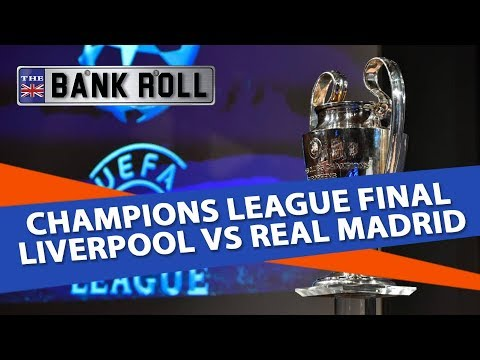 Real Madrid vs Liverpool | 2018 UEFA Champions League | Betting Tips & Predictions