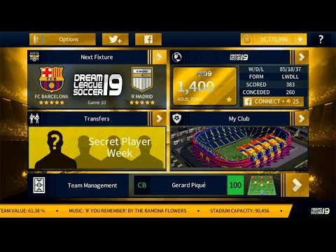 real madrid vs barcelona dream league soccer 2018 android