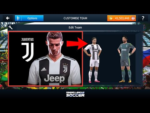 Dream League Soccer 2018-19 ||Download Custom Kit & Logo Easily