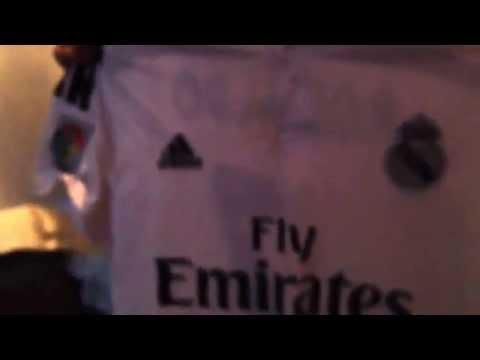 Ny Real Madrid tröja