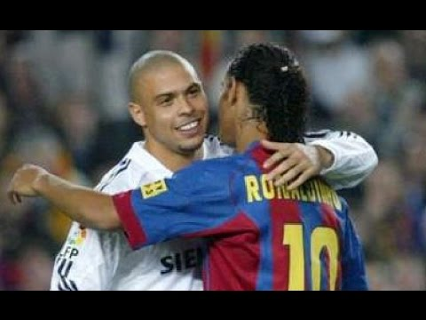 Real Madrid vs FC Barcelona 4-2 – La Liga 2004/2005 – All Goals & Full Highlights