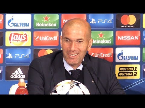 Real Madrid 3-1 Liverpool – Zinedine Zidane Full Post Match Press Conference -Champions League Final