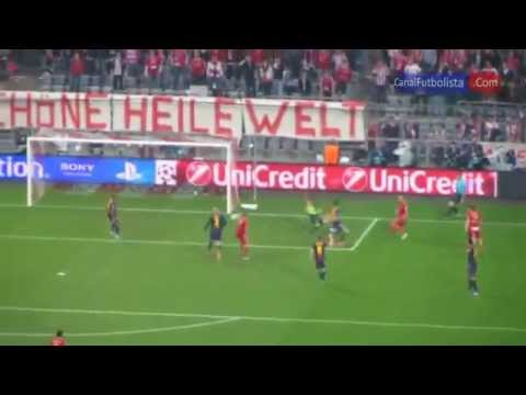 Bayern Munich vs Barcelona 4 0 All Goals _ Full Match Highlights
