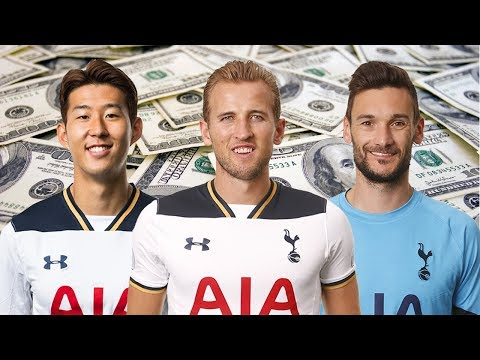 Tottenham Hotspurs Player Salaries 2017-18 – Who Is The Most Received?