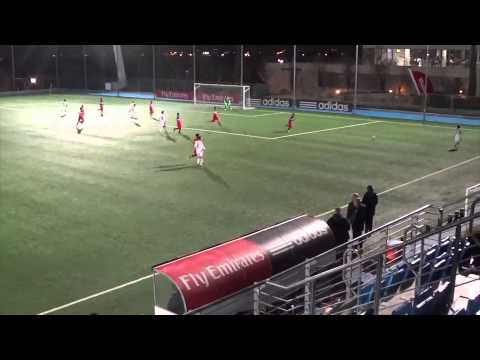 U-14 BNT vs. Real Madrid: Highlights – Feb. 10, 2015