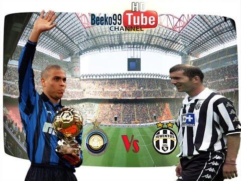 Ronaldo vs Zidane ( Inter Milan vs Juventus 97/98)