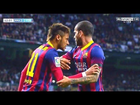 JOGO HISTÓRICO ● Real Madrid 3-4 Barcelona (23/03/2014) Liga BBVA ● HD 1080p