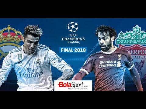 Goyang Dua Jari Versi Pemain Real Madri & Liverpool Update 2018 | Final Champion