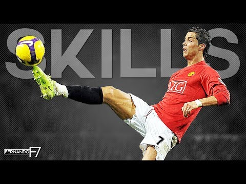 Cristiano Ronaldo ►Legendary Skills For Manchester United HD