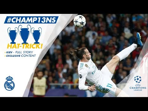 Champions League FINAL | Real Madrid 3 – 1 Liverpool | FULL STORY