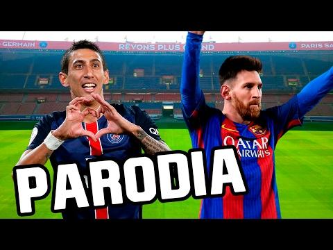 Canción PSG – Barcelona 4-0 (Parodia Luis Fonsi – Despacito ft. Daddy Yankee)