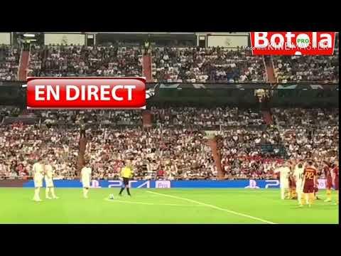 REAL MADRID VS ROMA  3-0 / ريال مدريد وروما 3 -0  هدف ايسكو و هيستيريا جمهور الريال