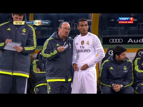 Danilo vs Roma (Real Madrid Debut) 15-16 HD 720p [18/07/2015] – English Commentary