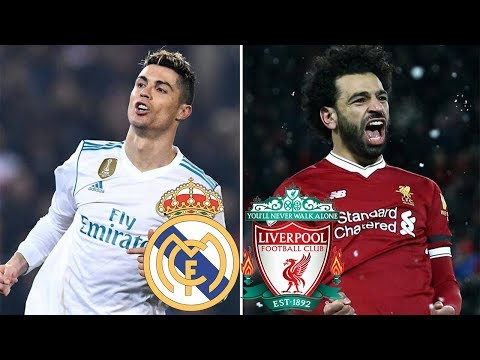 Mohamed Salah vs Cristiano Ronaldo ● Liverpool vs Real Madrid ● Skills, Goals & Speed 2018 🇪🇬🇵🇹