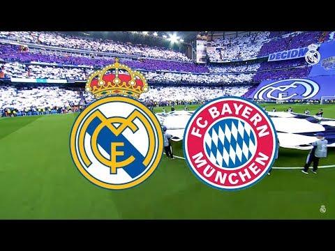 Real Madrid vs Bayern Munich | 2 – 2