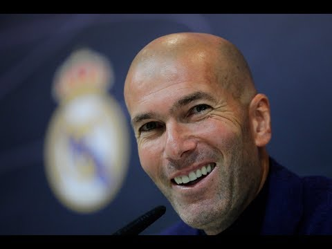 Zinedine Zidane steps down as Real Madrid head coach – as it happened