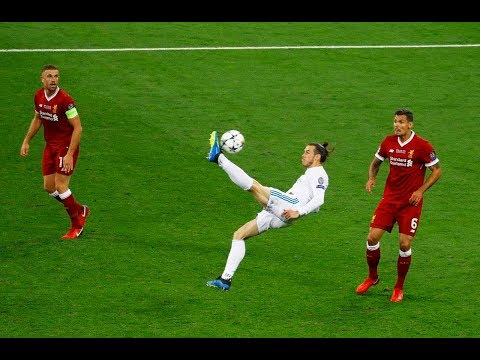 Gareth Bale – Golazo de Chilena 2018 | Real Madrid 2 – 1 Liverpool | Final Champions League | HD