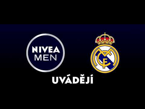 NIVEA MEN a Real Madrid představují antiperspiranty Black & White