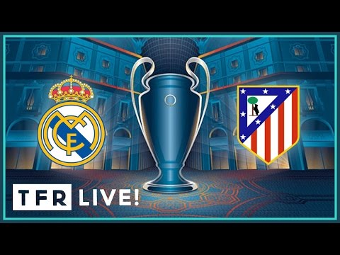 REAL MADRID 1-1 ATLÉTICO MADRID (5-3 PENALTIES) | UEFA Champions League Final 2016 TFR LIVE!