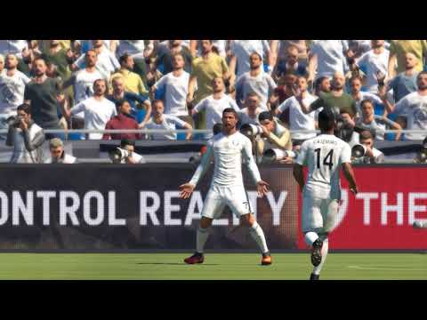 Real Madrid Vs Liverpool Final UCL 2018 l pes