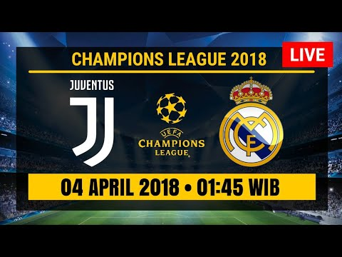 Jadwal Live Streaming Juventus vs Real Madrid 04/04/2018