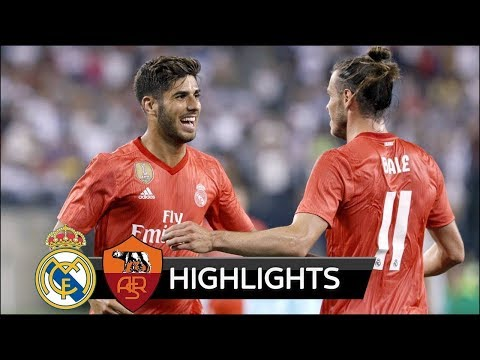 Real Madrid vs AS Roma 2-1 All Goals & Highlights (Last Match)2018 HD