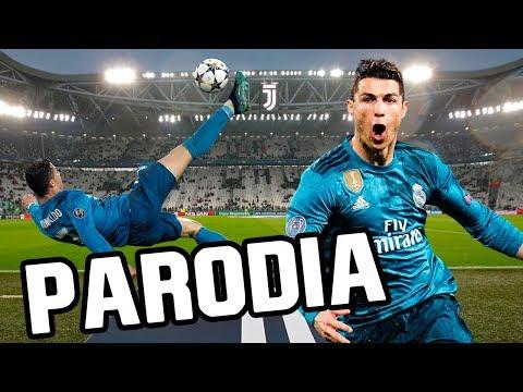 Canción Juventus vs Real Madrid 0-3 (Parodia Maluma – Corazón ft. Nego do Borel)
