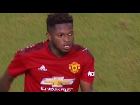 Fred vs Real Madrid (Pre-Season) 31/07/2018 HD