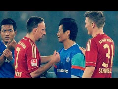 India vs Bayern Munich || Baichung Bhutia Farewell Match || Full match HD