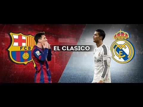Real Madrid CF vs FC Barcelona  2-3  Full Match 23/04/17 HD