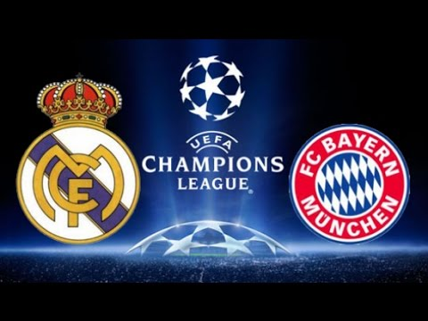 Real Madrid vs Bayern München – UEFA Champions League Live Stream