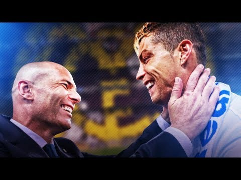 GRACIAS ZIZOU! Best Real Madrid Goals Under Zidane