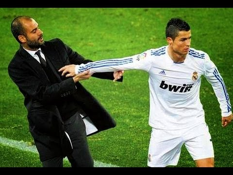 The dirty side of El Clasico – Fights, Fouls, Dives & Red cards