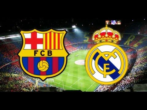 Barcelona 2 x 1 Real Madrid Jogo Completo 22/03/2015