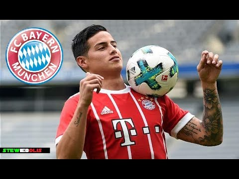 James Rodriguez ● Top 10 Goals Ever! ● Bayern Munich Player ● 1080i HD #JamesRodriguez #BayernMunich