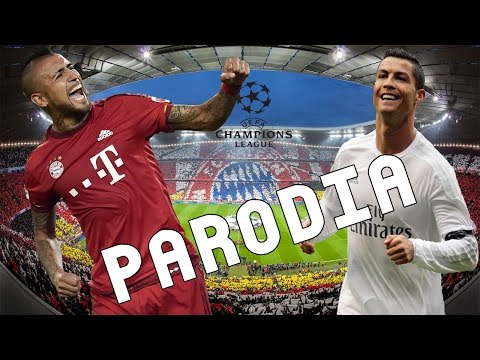 Cancion Bayern Munich vs Real Madrid 1-2 (Parodia Shape of You – Ed Sheeran)