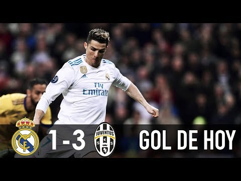 Real Madrid 1 Juventus 3 I Madrid vs Juventus I Champions League