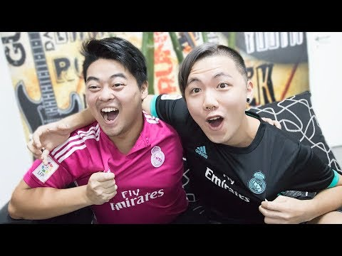 Real Madrid vs. Liverpool (REACCIONES DE JAPONESES | FINAL CHAMPIONS LEAGUE 2018 | Kenjisama #31