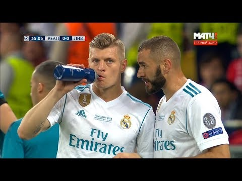 Toni Kroos vs Liverpool (Neutral) UCL 26/05/2018 HD 720p