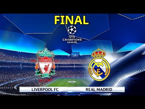 Real Madrid vs Liverpool – UEFA Champions League 2018 Final | Gameplay
